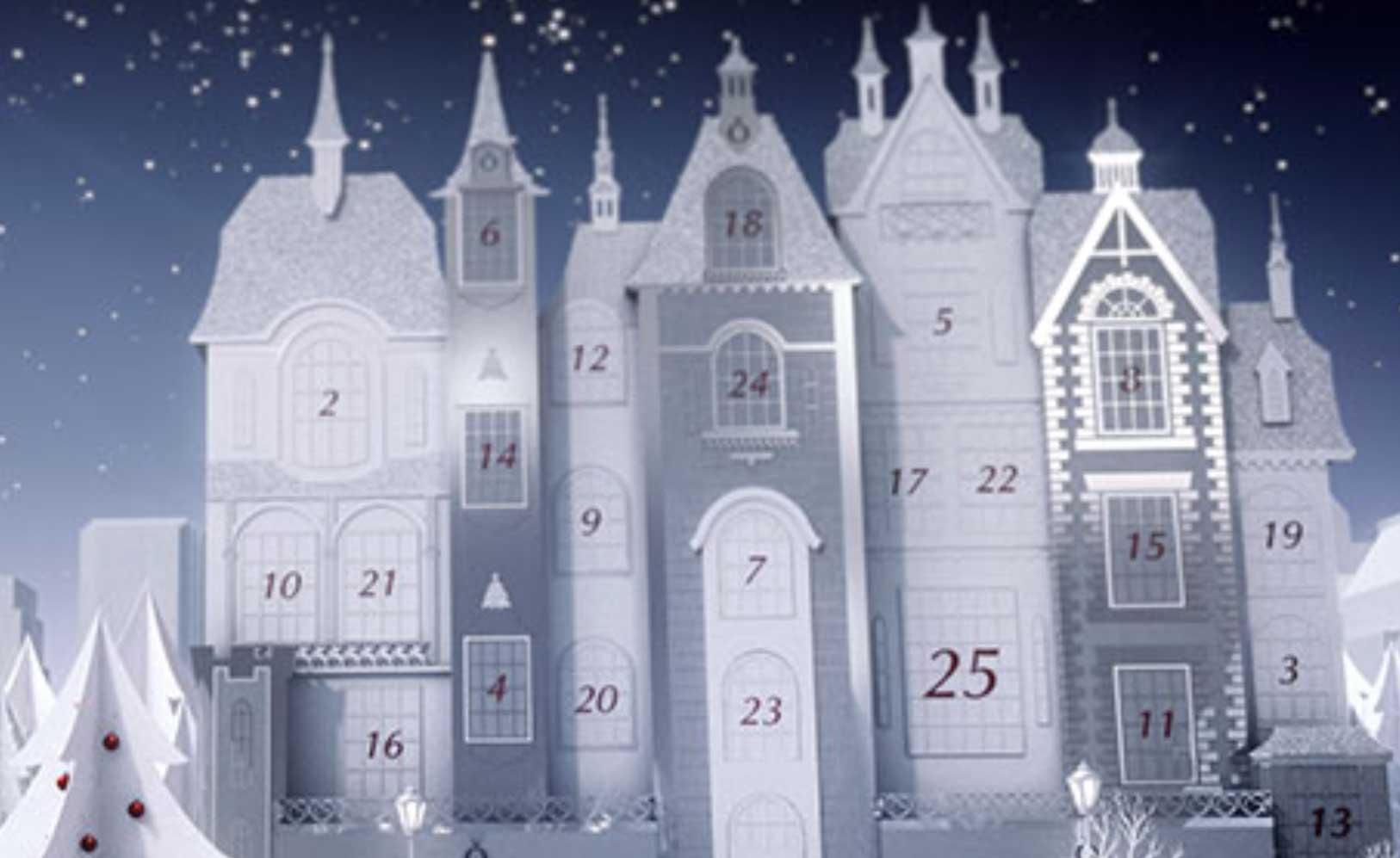 PANDORA Christmas Calendar