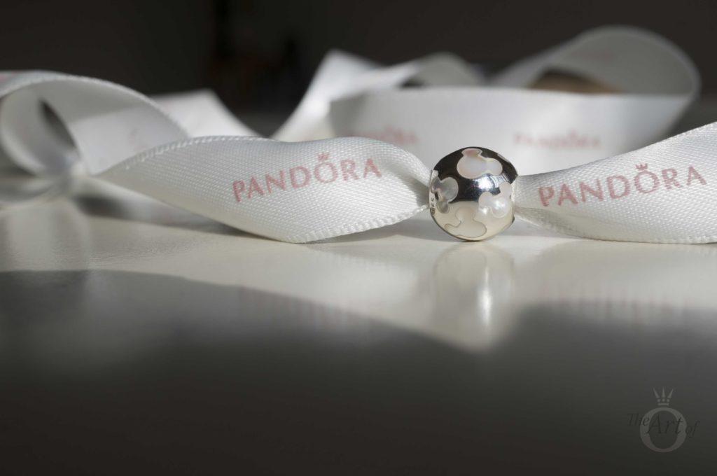 791818MOP Pandora Disney Mickey Silhouettes charm