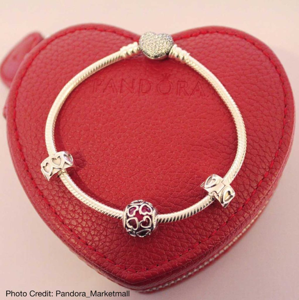 p red bracelet valentines day kit