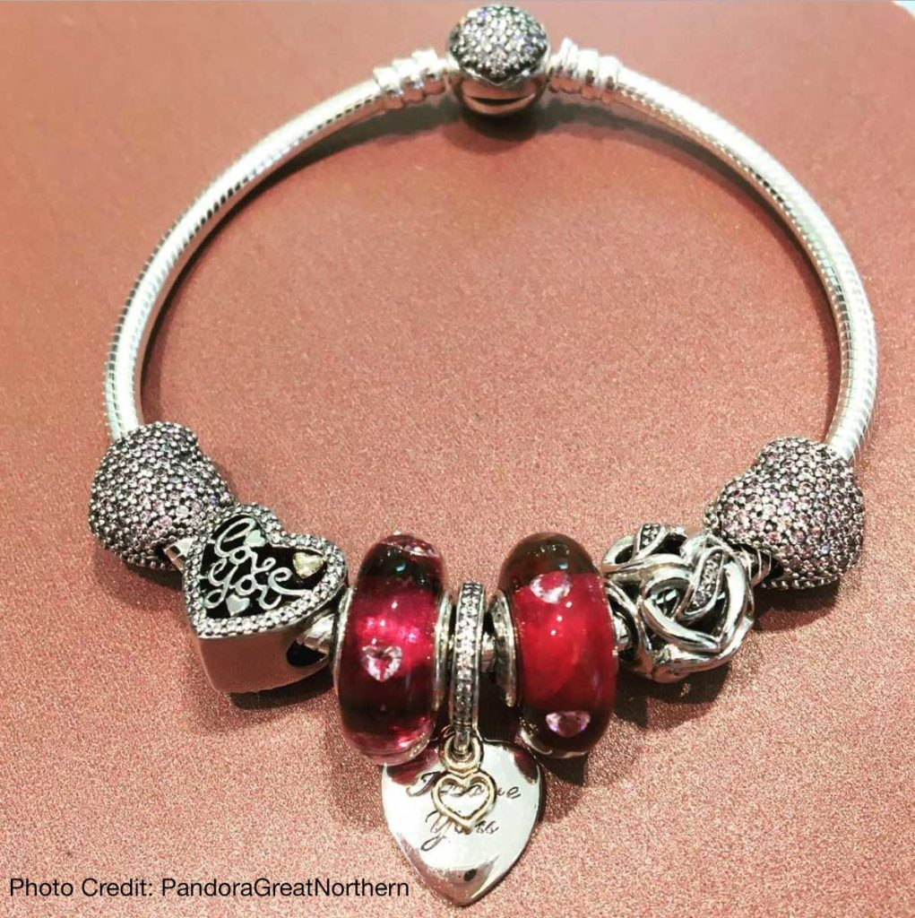 Pandora Ring Collection Valentine S Day