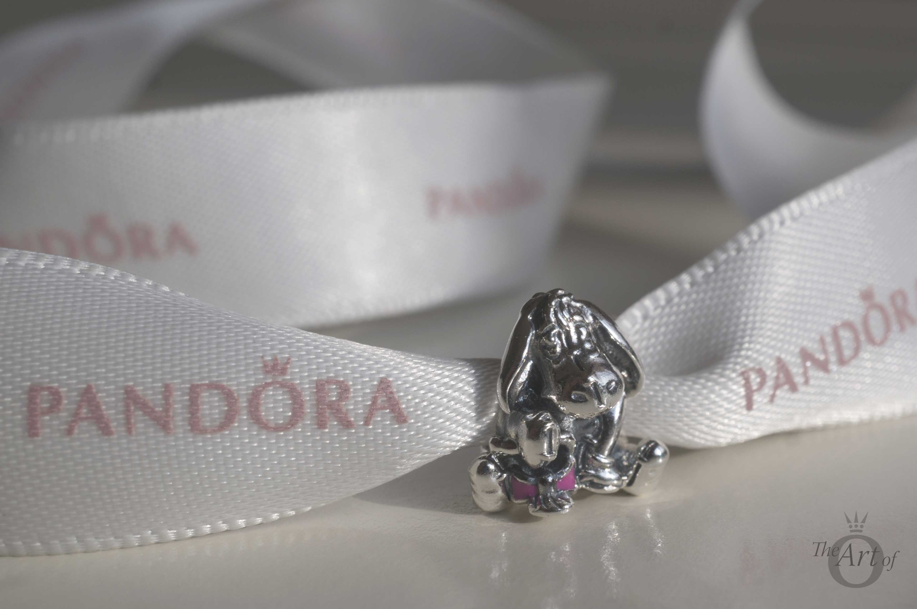 PANDORA Eeyore Disney theartofpandora review