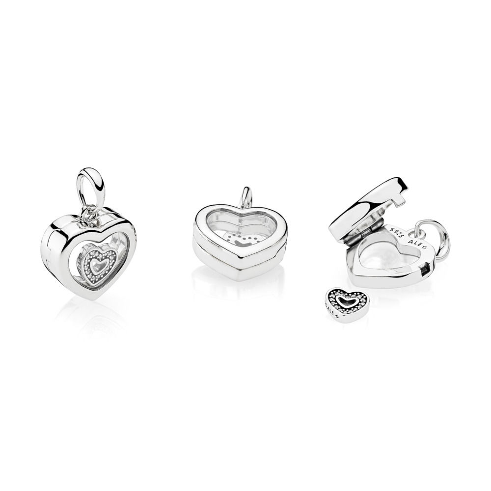 PANDORA HEART LOCKET - SMALL