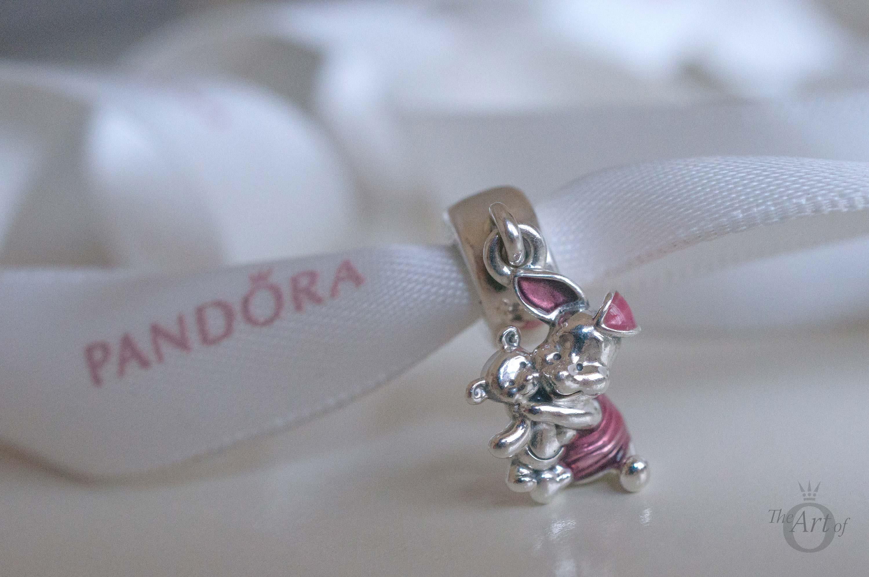 1d4cf83ee REVIEW: PANDORA Disney Piglet Charm - The Art of Pandora | More than ...