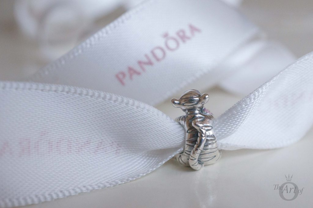 Pandora tigger charm