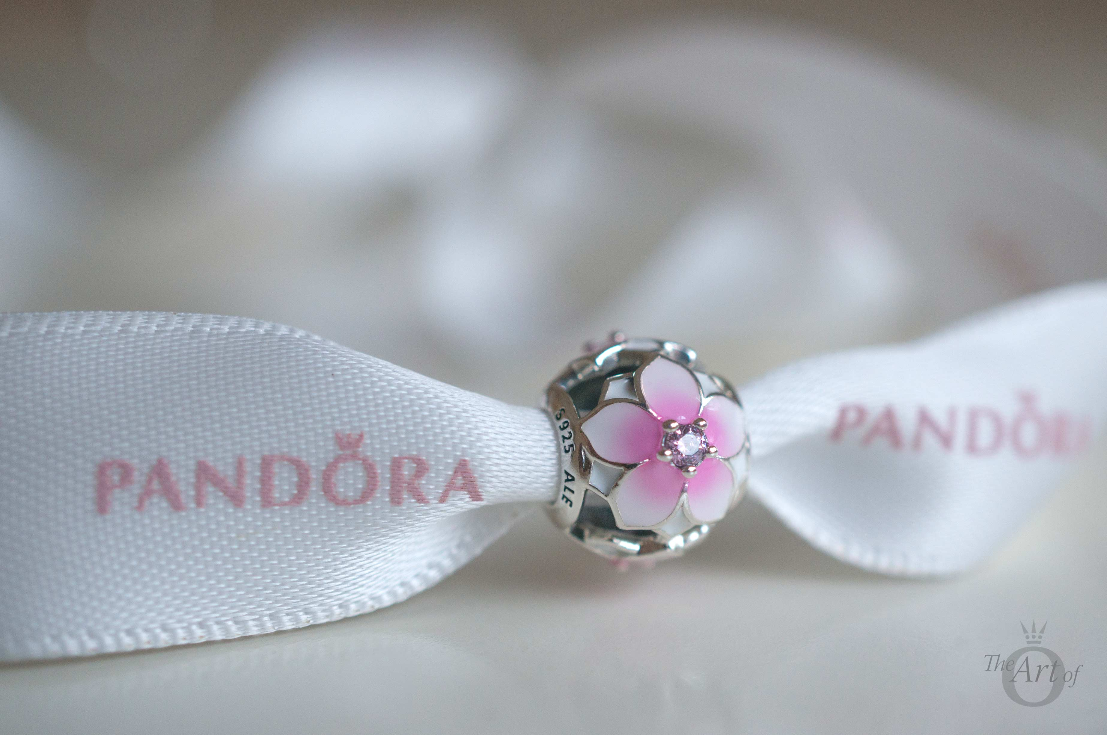 d18351bc7 REVIEW: PANDORA Magnolia Bloom Clips & Charm - The Art of Pandora ...