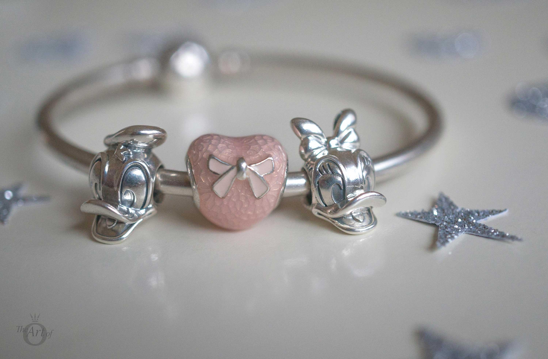 pandora disney charms daisy duck