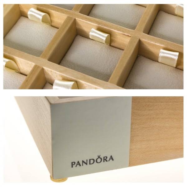 pandora presentation tray