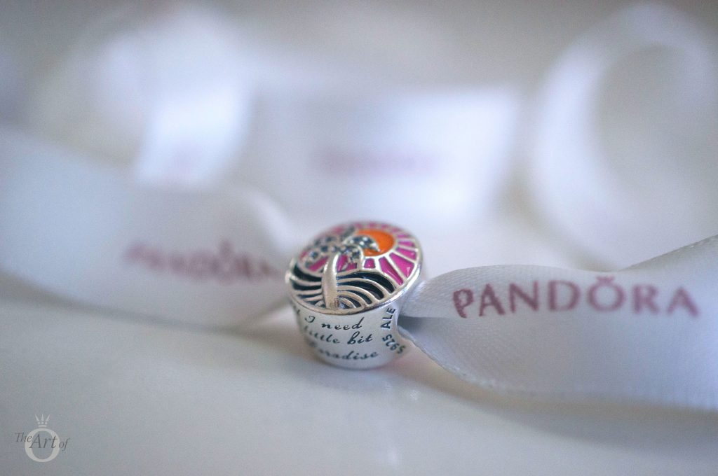 792116ENMX pandora tropical sunset charm becharming summer pre autumn winter 2017 collection new