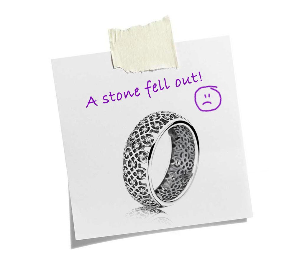 A Stone Fell Out The Art Of Pandora The 1 Pandora Blog