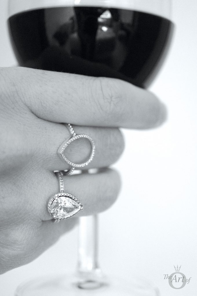 196253CZ Teardrop Silhouette Ring Radiant Teardrop Ring 196251CZ pandora autumn 2017 collection winter 2018 spring summer theartofpandora becharming becharming.com pandora blog the official pandora