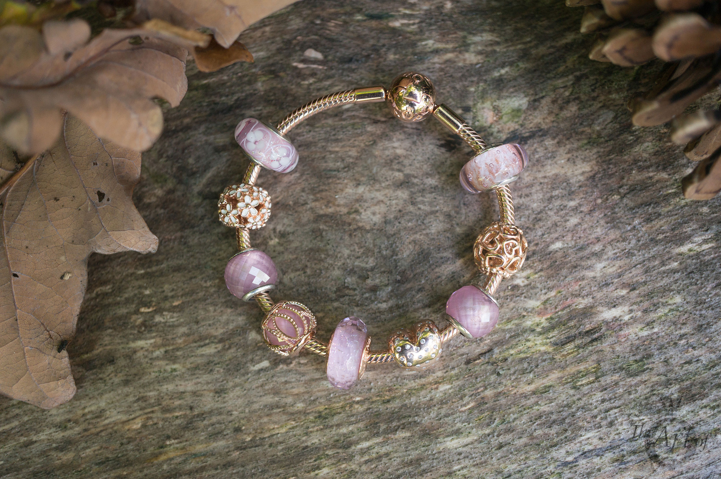 ec88d57ac NEW REVIEW: MOMENTS SMOOTH PANDORA ROSE BRACELET - The Art of ...