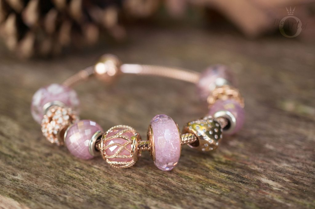Moments Smooth PANDORA Rose Bracelet 580728 Autumn Winter Valentines Spring Summer 2017 2018 new collection us uk becharming.com theartofpandora theofficialpandora