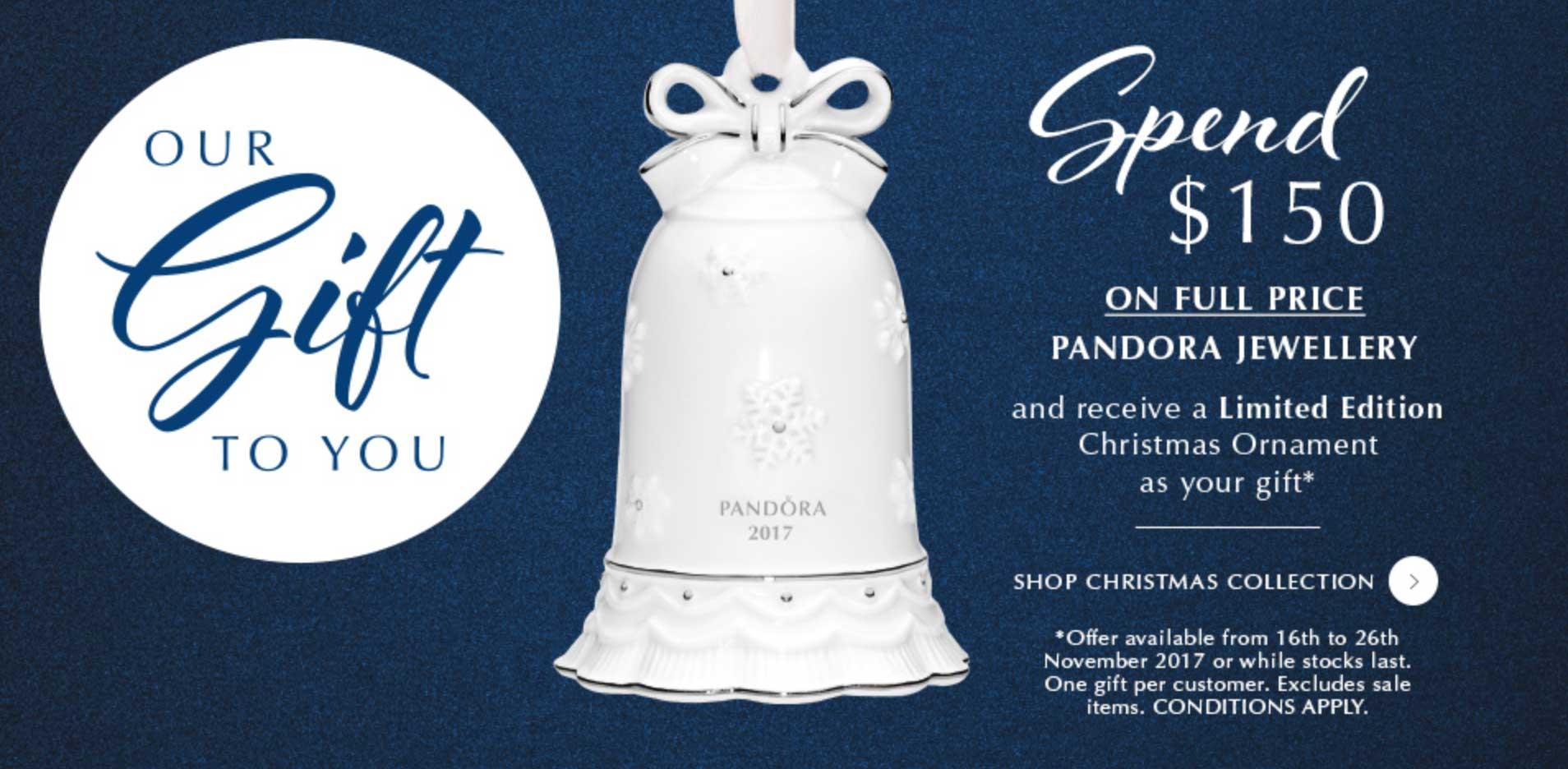 pandora jewelry black friday sale 2017