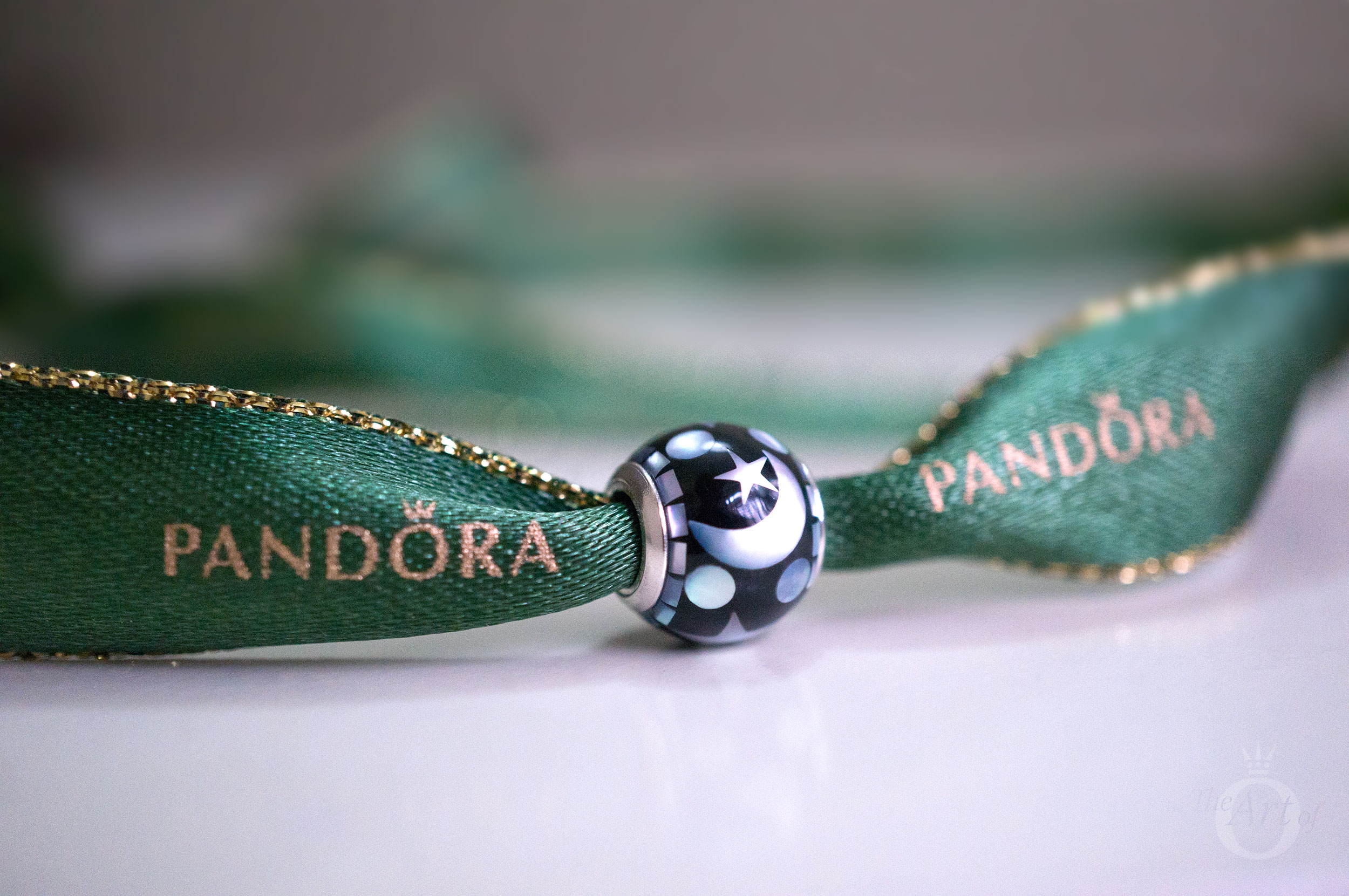 db28215fe3a REVIEW: PANDORA Celestial Mosaic Charm - The Art of Pandora | More ...