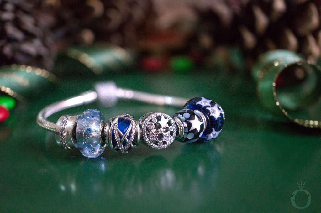 d39997696da ... reduced 796373cz pandora illuminating stars charm 796357en63 pandora  wintry delight 796361ncb pandora royal blue galaxy charm