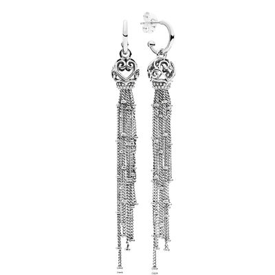 Enchanted Tassels Earrings pandora 297115