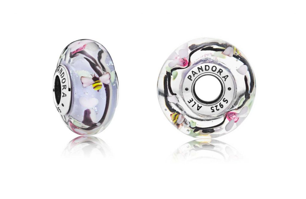 Enchanted Garden Glass pandora 797014
