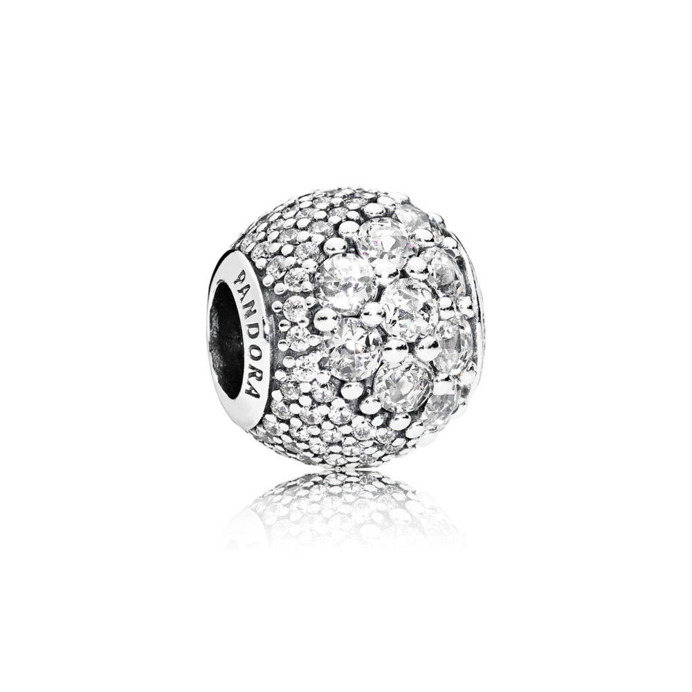797032CZ Enchanted Pavé Charm