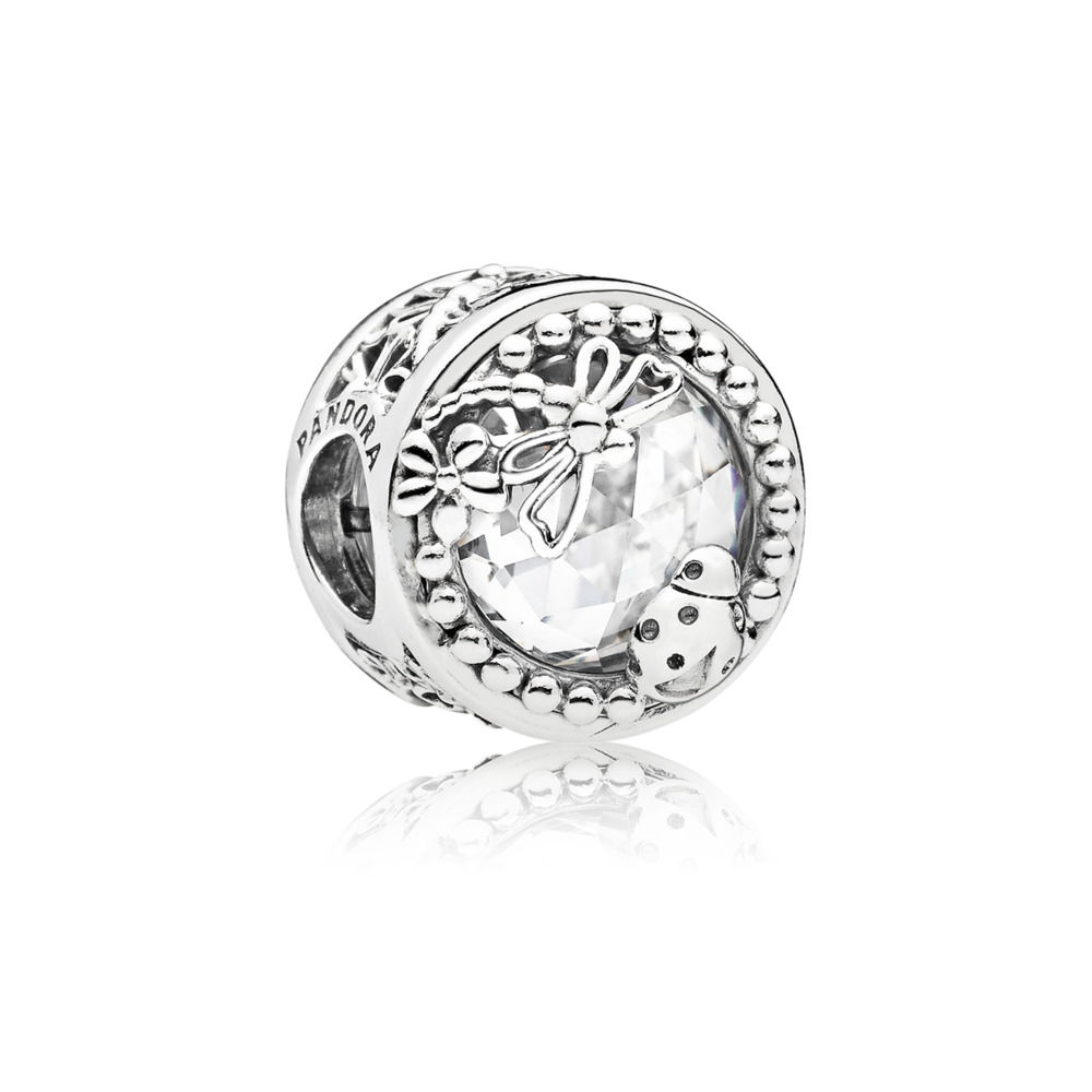 Enchanted Nature Charm 797047CZ