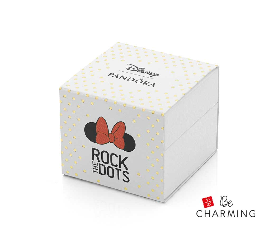pandora disney minnie mouse rock the dots valentines 2018 national polka dot day becharming official gift set free limited edition exclusive