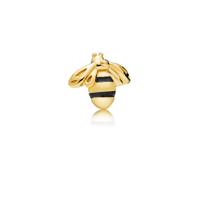 767049EN16 PANDORA Shine Queen Bee Petite Charm spring 2018 new collection