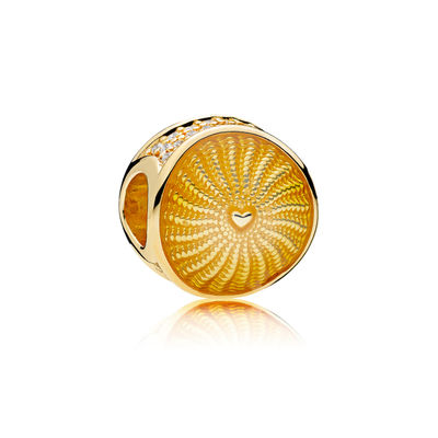 767128EN158 PANDORA Shine Rays of Sunshine Charm spring 2018 new collection