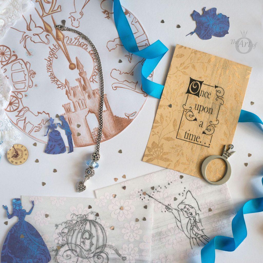 791592CFLPANDORA Disney Cinderella's Wish Charm spring pandora blog blogger news shine 2018