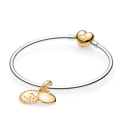 RAU0403 PANDORA Shine You Are My Sunshine Bangle Set