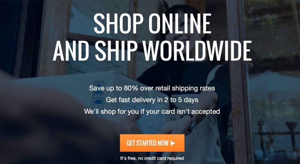 pandora international shipping