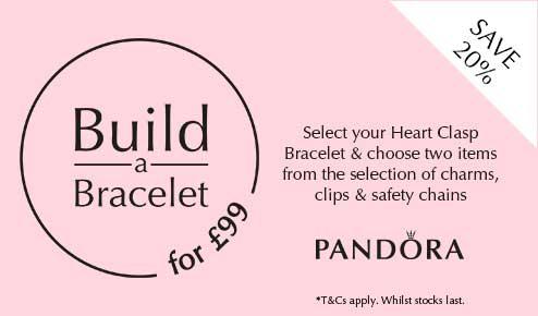 Pandora Build A Bracelet The Art Of