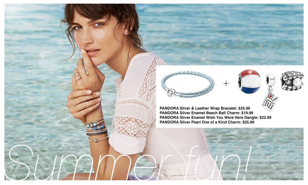 pandora shine sale 2018 mothers day summer new collection free shipping rue la la pandora blog blogger