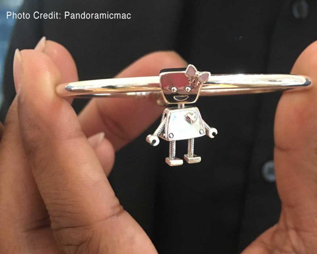 charm robot pandora