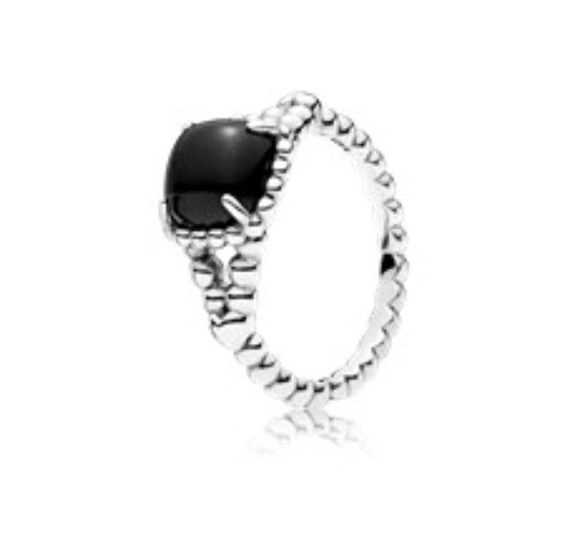 197188nck pandora vibrant spirit blk crystal ring