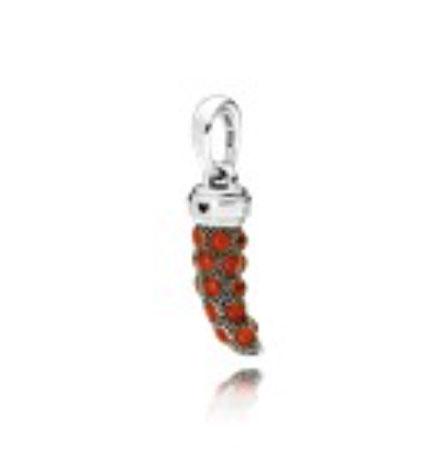 PANDORA Amulet Pendant (397203EN07) $50 USD
