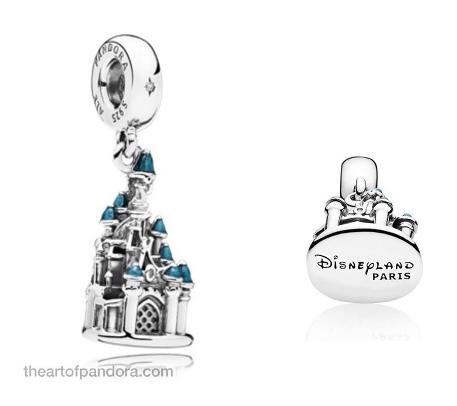 797154EN09 Disney Eiffel Tower and Minnie silver dangle pandora parks disneyland paris exclusive shine bee free sale gift 2018 summer mothers day new collection blog blogger castle 797151EN164