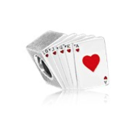 PANDORA Playing Cards (797195EN09) $45 USD