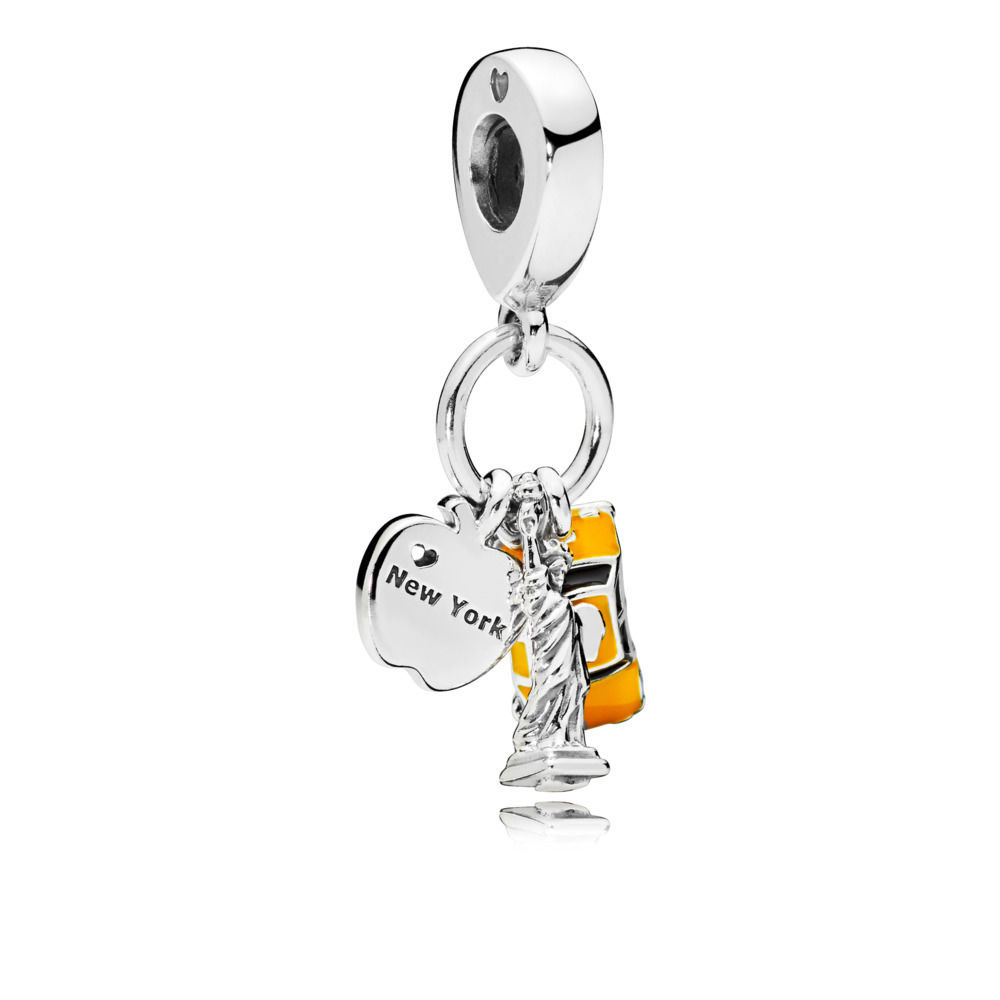 PANDORA New York Hightlights Pendant Charm (797198ENMX)