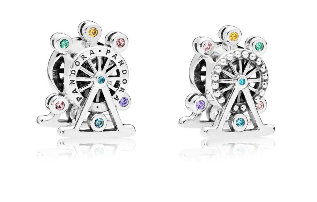 PANDORA Colour Wheel Charm (797199NLCMX)