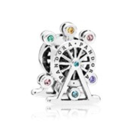 PANDORA Colour Wheel Charm (797199NLCMX) $55 USD