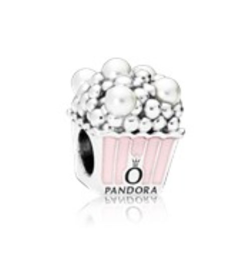 PANDORA Delicious Popcorn Charm (797213EN160) $55 USD