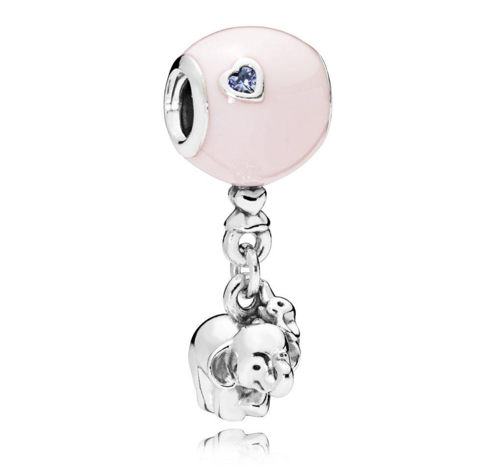 PANDORA Elephant & Pink Balloon (797239EN160) $50 USDPANDORA Elephant & Pink Balloon (797239EN160) $50 USD