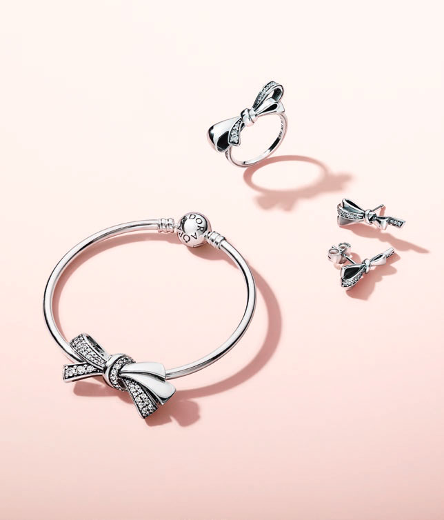 059dff768 pandora-brilliant-bow-set - The Art of Pandora | More than just a ...