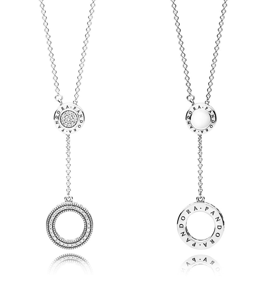 PANDORA Signature Necklace (397445CZ)