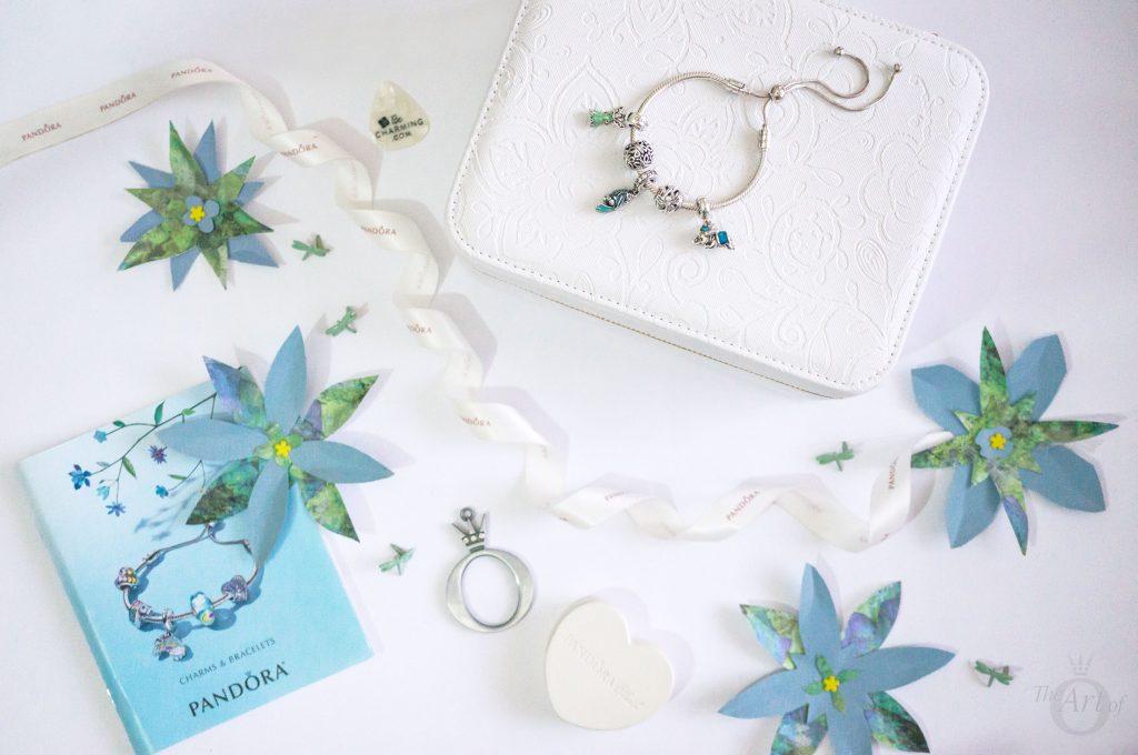 797025CZ Dreamy Dragonfly Charm pandora blog blogger new spring summer pre autumn collection