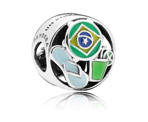 797219ENMX pandora brazil charm