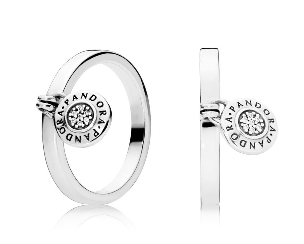 PANDORA Signature Ring (197400CZ)