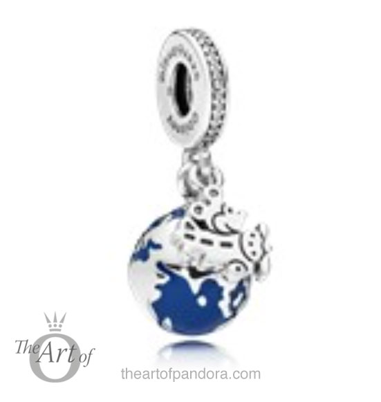 disney theme park pandora charms