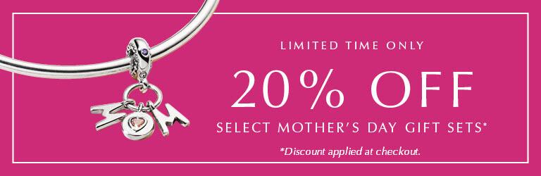 pandora sale discount 20% off