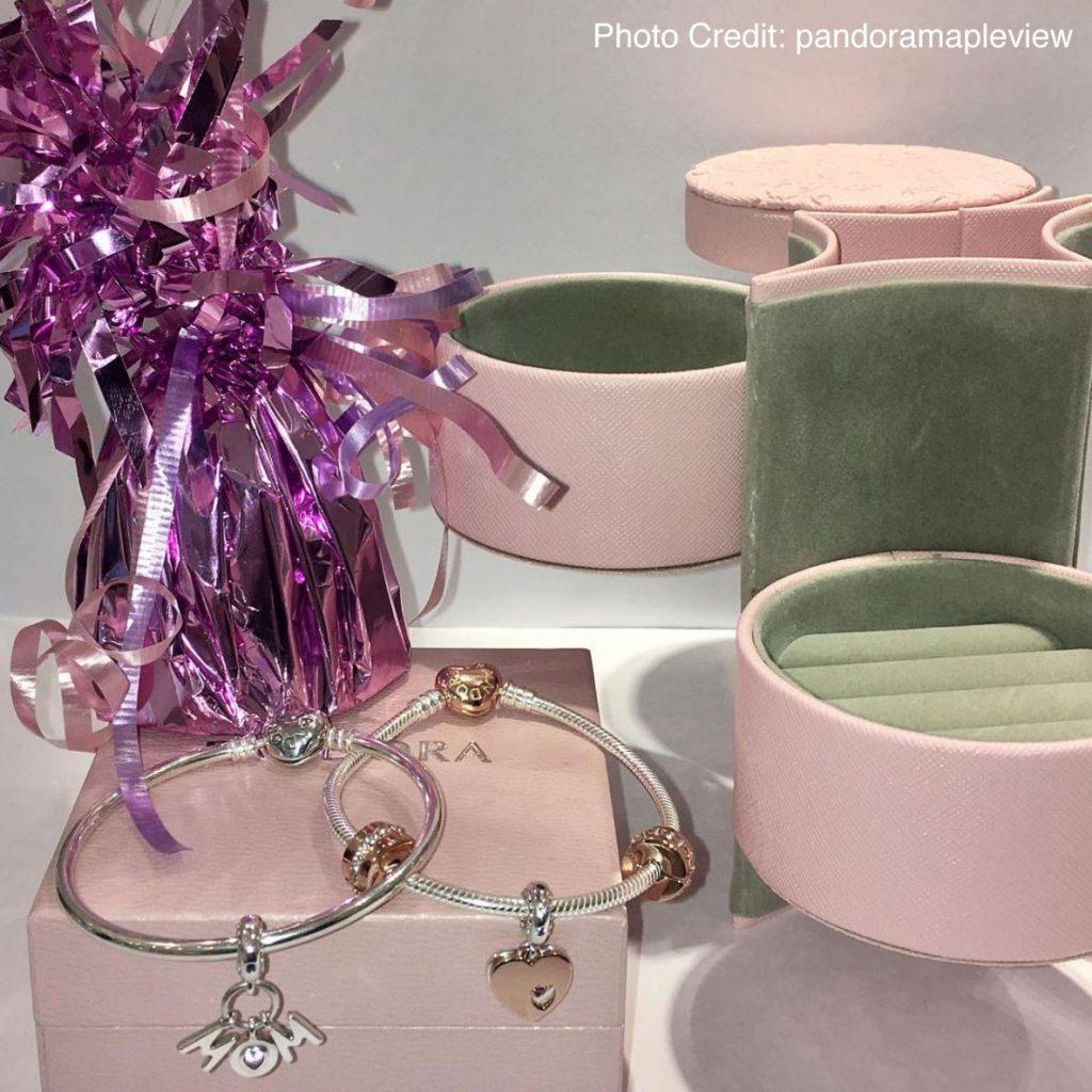 pandora jewellery jewelry case roll canada gwp free