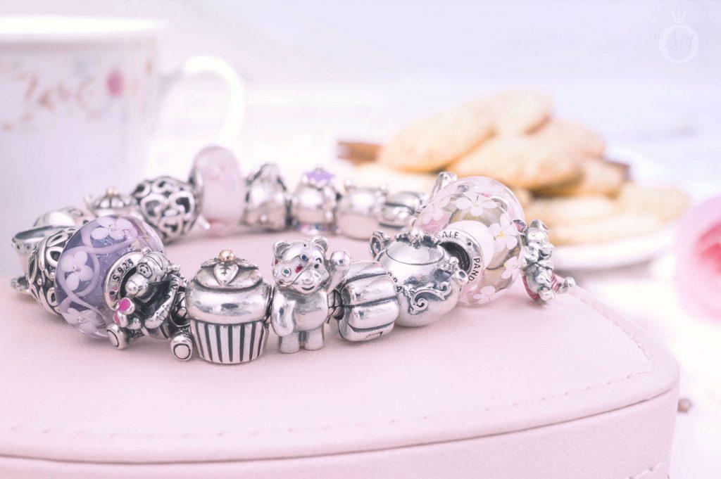 797065cz Pandora Enchanted Tea Pot S2l The Art Of